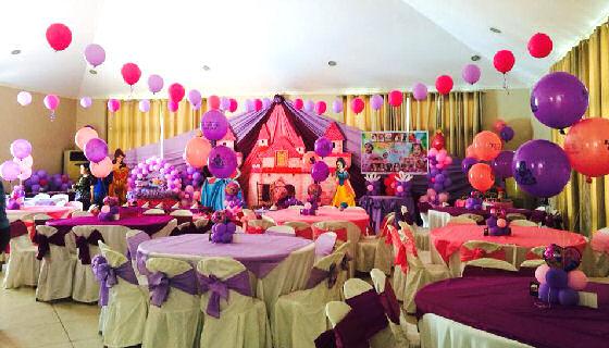 Kiddie Childrens Birthday Party Caterer Catering Calamba